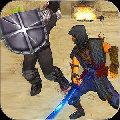 忍者刺客战斗3D