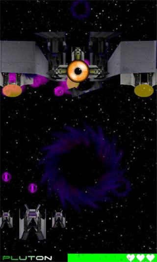 太空战争游戏星系