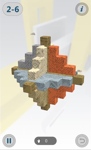 3D孔明锁