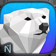 北极熊逃脱