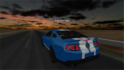 3D交通赛车驾驶